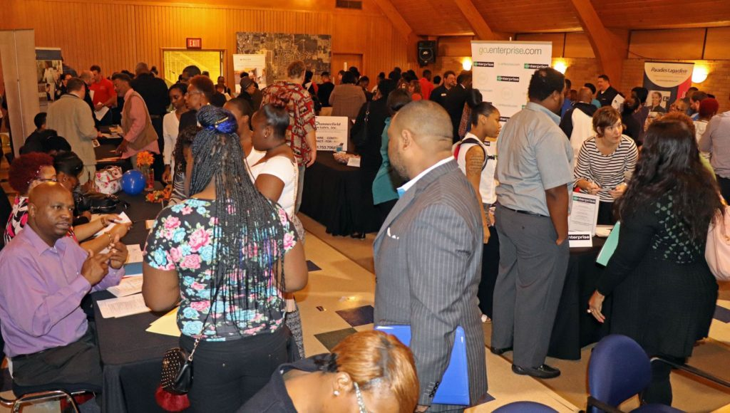 MSCAA Job Fair
