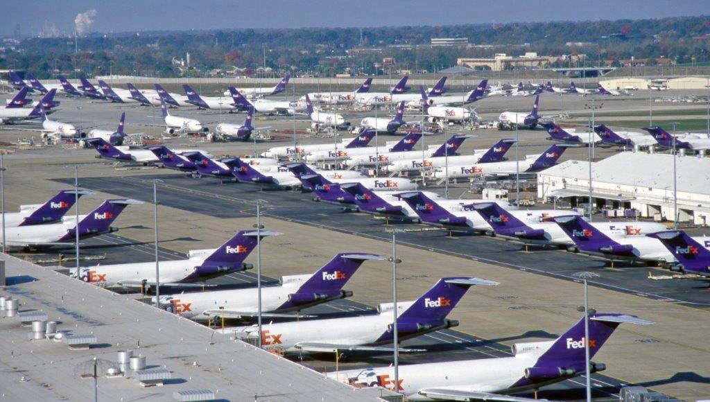 FedEx World Hub