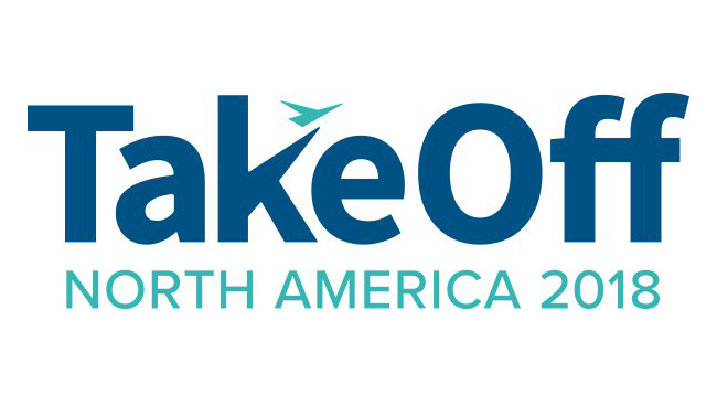 TakeOff 2018 conference logo