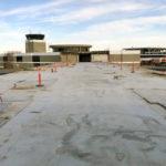 B concourse modernization progress August 2019