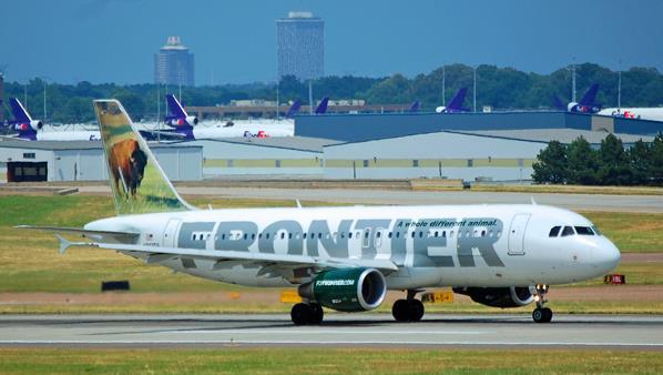 Frontier jet
