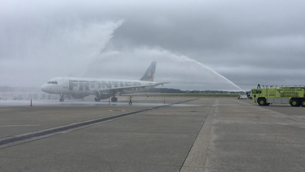 Frontier jet water cannons