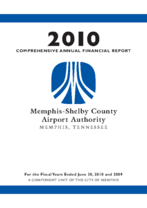 2010 Comprehensive Annual Financial Report
