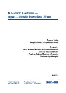 2013 Economic Impact Report