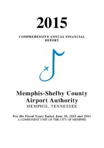 2015 Comprehensive Annual Financial Report