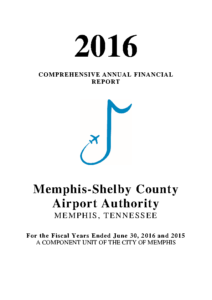 2016 Comprehensive Annual Financial Report