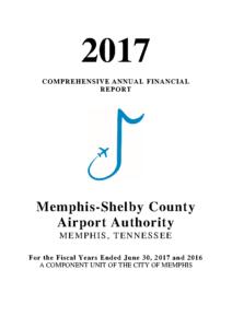 2017 Comprehensive Annual Financial Report