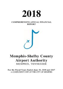 2018 Comprehensive Annual Financial Report