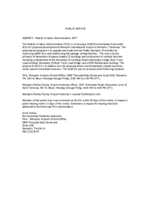 FedEx EA FAA DOT Public Notice 12-2017