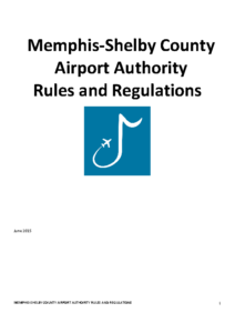 MSCAA Rules and Regulations