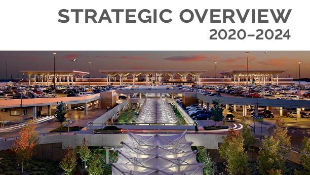 Strategic Overview 2020-2024 Cover