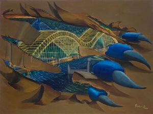 """Memphis,"" by Jaden Spencer, Collierville High School"