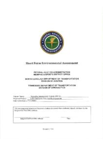 Environmental Assessment UPS-Oakhaven Hub Facility Expansion – November 2019