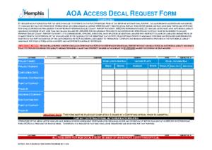 AOA Access Decal Form – Construction (CS Fm 02)