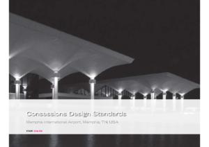 MEM Concessions Design Standards Issuance
