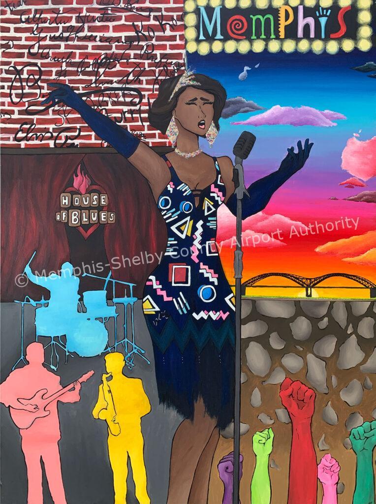 Ileen Maturano, Ossistance, Southwind High School - SOLD