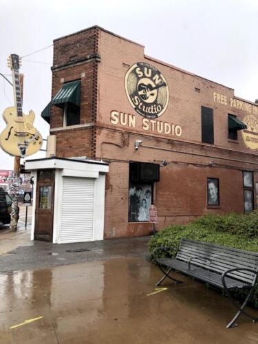 Breanna O'Brien, Sun Studio On A Rainy Day, Bartlett High School